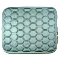 Wave Design iPad Tab Sleeve Light Grey Pouch