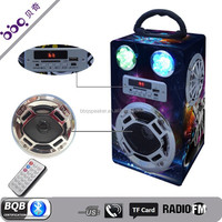 Flashing LED speaker Bluetooth usb card sound driver for windows xp bluetooth speaker
