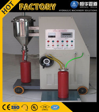 CE Automatic fire extinguisher power filler