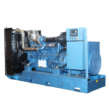 high power range customized 1500rpm 50hz generators diesel 150kva