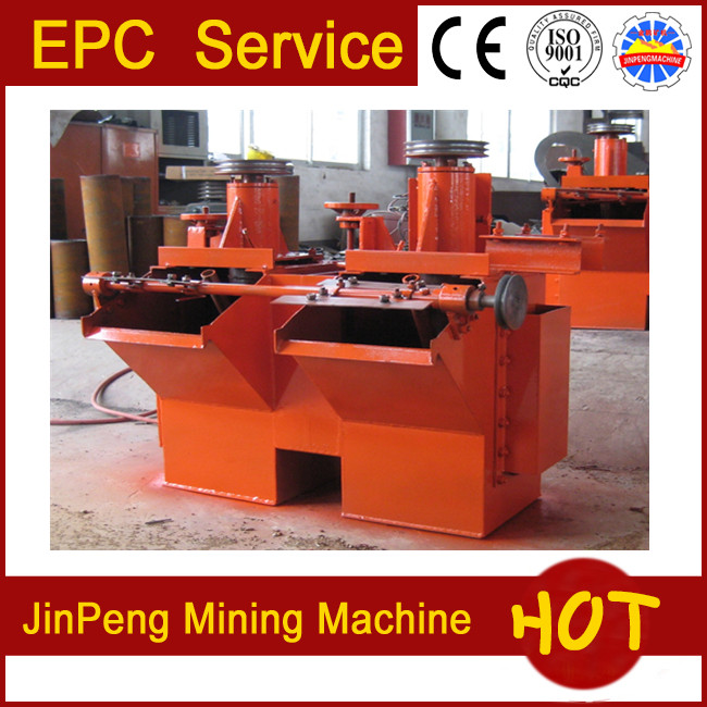 Separation SF flotation cell in copper ore processing plant, froth rough flotation machine