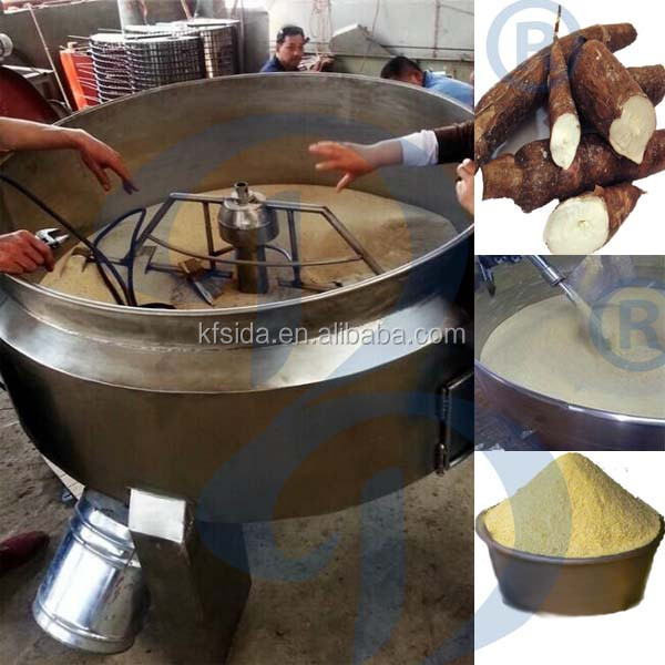 Machine for gari processing garri machine in ghana