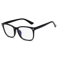 Computer Blue Light Blocking Glasses Optical Frame 2019 FDA Cheap Classic Anti Blue Light Glasses Optical Frame