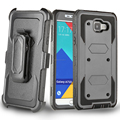 Drop Protect Hybrid Dual Layer Armor Defender Protective Cover Case for Samsung Galaxy A7 2016 /A710