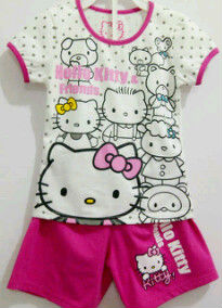 Hello Kitty Girl Suits