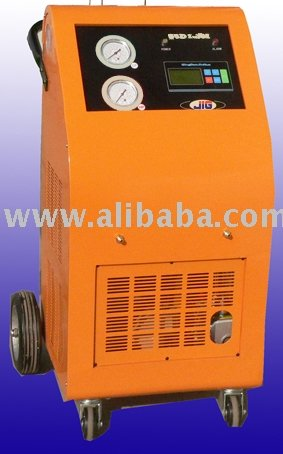 refrigerant recovery and recycling machine