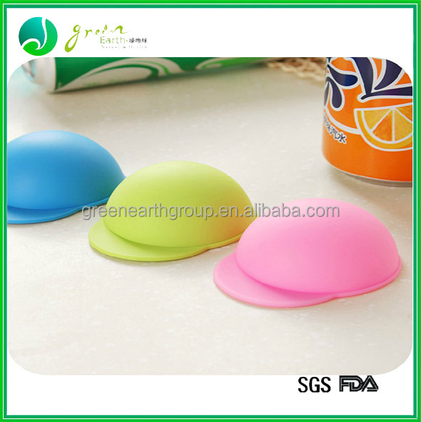 Hot selling new design silicone milk bottle caps