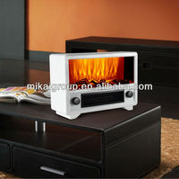 mini portable electrical logs fireplace