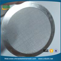 Stainless Steel Coffee Mesh Reusable Aeropress Metal Filters
