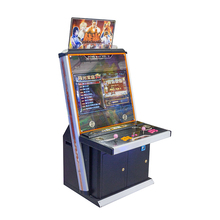 42 inch LCD screen Coin Operated street Fighting Cabinet , video street fighter arcade machine