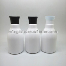 250ml white Plastic Cosmetic PET Cream Bottles,essential oil Lotion packaging Bottle