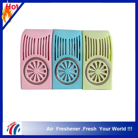 2015 New design Auto solid car air freshener