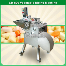 CD-800 Potato Dicing Machine, Automatic Potato Dicer, Potato Cube Cutting Machine