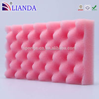 High density breathable sound proofing sponge, self adhesive sound insulation foam, high pressure spray foam sound insulation