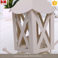 Iron Molded Home Candle Lantern India