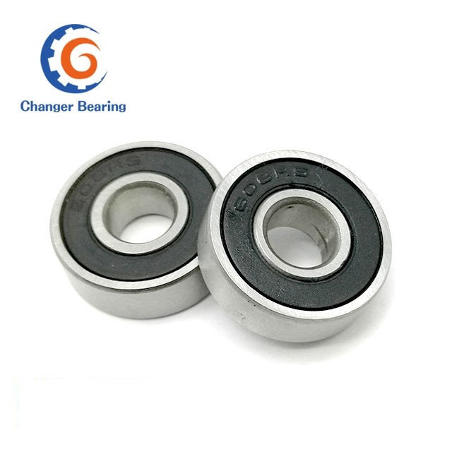 608 2rs chrome steel waterproof skateboard ball <strong>bearing</strong> for toy