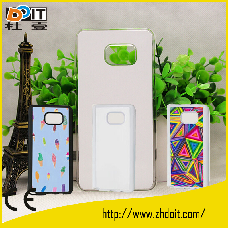 new model for samsung sublimation case for galaxy s7 edge cellphone cover