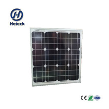 China supplier photovolatic solar panel kit 30w mono solar panel