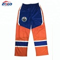 Custom sublimation printing roller hockey pants