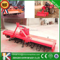 CE AND ISO rotavator tiller /cultivator price for agriculture use