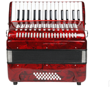 Afanti hight grade professional accordion (ACC-48)
