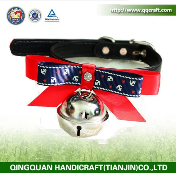 2015 Newly Wholesale Dog Collar & Pet Collar & Leather Cat Collar