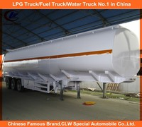 2 axle or 3 axle water tank trailer, 3 axle water cart, 42000L water tank trailer for East Africa