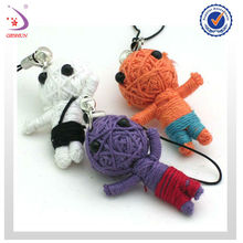 voodoo doll keychain have CE identification in new design