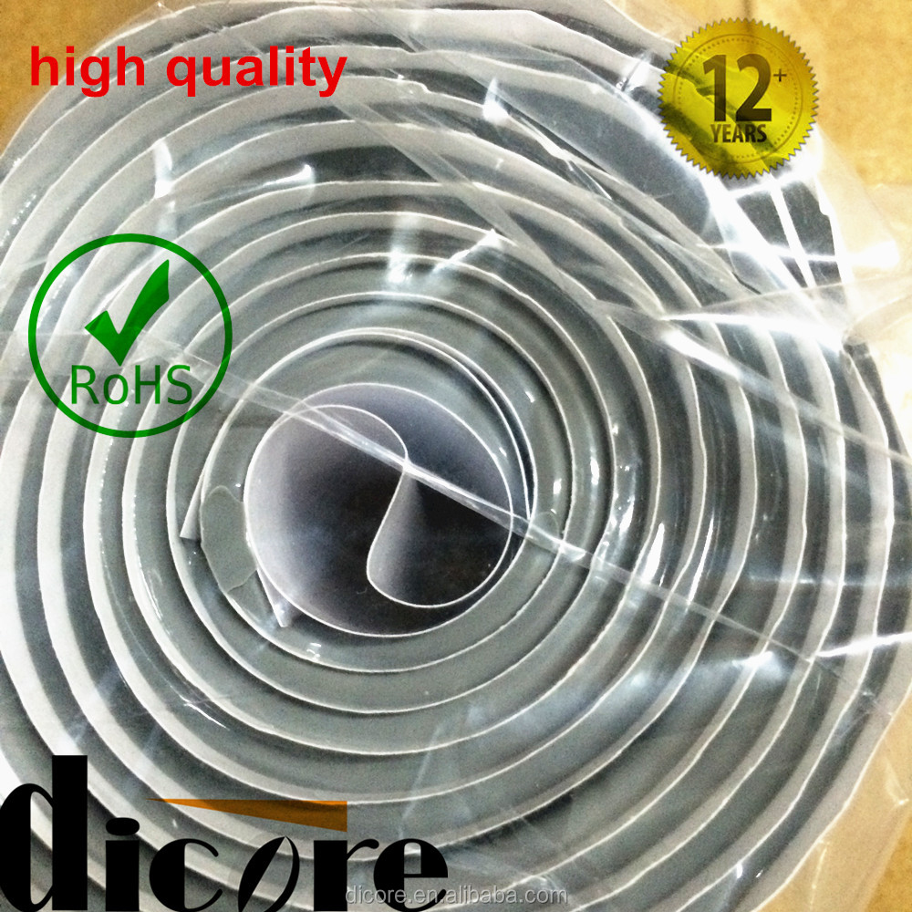 mastic sealing tape/butyl mastic tape/rubber tape
