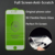 For iPhone X 10 4d anti-scratch nano flexible tempered glass full cover silk printing screen protector