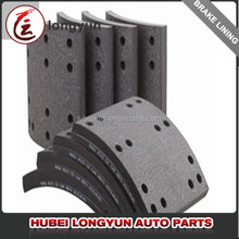 Cheaping manufacture truck spare parts auto parts accessories brake lining