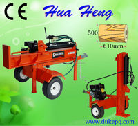 Automatic Log splitter for sale with CE