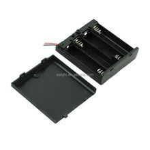 Super quality new arrival 4aa battery holder box