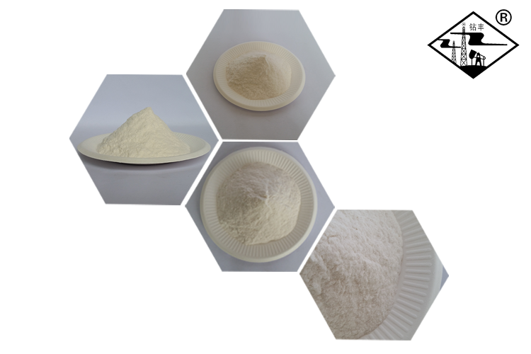Oil well cement additive fluid loss control additive