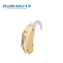 Analogue hearing aids BTE with A13 battery