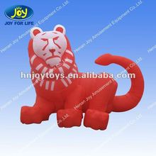 Inflatable Realistic Animated Tiger for Christmas