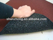 rubber mats for horse stalls/rubber track for yanmar