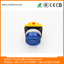 LW26GS series 32A explosion-proof isolator changeover switch