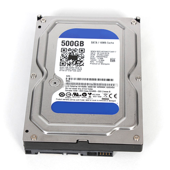 Wholesale brand desktop hard drive sata 3.5 6GB/s 7200rpm second hand hard disk 500gb with price