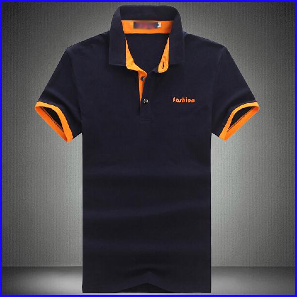 Wholesale color combination double mercerized cotton polo for Polo shirt color combination