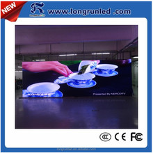 2017 p6 free china xxx video xx movies led display panel LED screen billboard modules