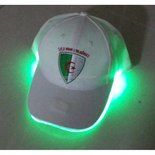 LED Cap Battery Powered Fan Caps with Led Lights