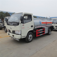 CLW brand cheapest 95hp 5m3 dongfeng oil refuel truck