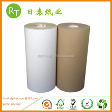 170gram wood coating virgin kraft paper board test liner