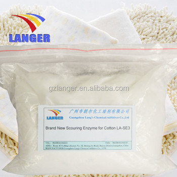 Non-formaldehyde Brand New Scouring Agent for Cotton manufacturing LA-SE3