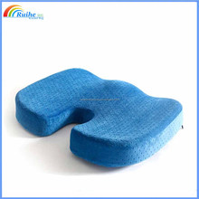 coccyx seat cushion, coccyx orthopedic comfort foam seat cushion from china