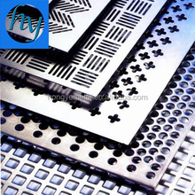 Punching Hole Mesh/Perforated Metal Sheets & Plates