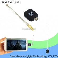 Hot Mini Micro USB DVB-T Digital Mobile TV Tuner Receiver for Android 4.1 Mobile Phone & Tablet