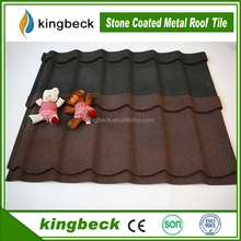 corrugated roofing sheet cheap asphalt shingles/colour stone coated metal roofing tile