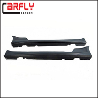 CARBON FIBER SIDE SKIRTS FOR BMW E82 1 M SERIES